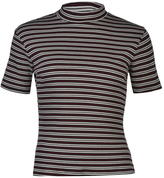 Soul Cal SoulCal All Over Stripe Top Ladies