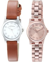 Marc by Marc Jacobs Henry Two-Watch Set
