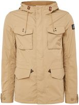 Schott 4 Pocket Hooded Field Jacket