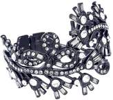 Oscar de la Renta Women's Diamond Floral Bracelet