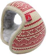 Harulucky Plush Warm Earmuffs ,Folding Earmuffs, Back Wearing Ear Warmers
