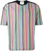 Stephan Schneider Fade T-shirt - men - Cotton - M