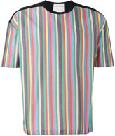 Stephan Schneider Fade T-shirt - men - Cotton - XS