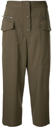 3.1 Phillip Lim Cargo Cropped Trousers