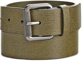 Calvin Klein Men's Flat Strap Belt