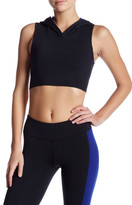 So Low Solow Invert Hooded Sports Bra