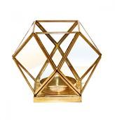 Mela Artisans Monroe in Brass Lantern