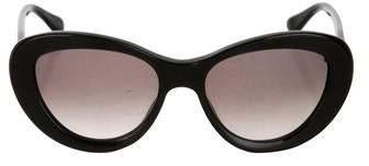 David Yurman Gradient Round Sunglasses