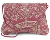 Antik Batik Embroidered Crossbody Bag