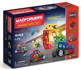 Boy's Magformers 'Dynamic Wheel' Magnetic Remote Control Vehicle Construction Set