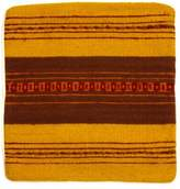 Handcrafted Wool Zapotec Cushion Cover, 'Zapotec Vibes'