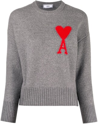 Ami oversized de Coeur jumper