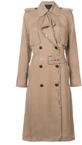 Alexander Wang - long trench coat