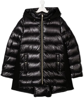 Herno TEEN padded coat