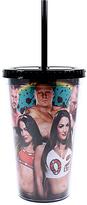 WWE Guys & Girls 16-Oz. Travel Tumbler