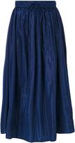 Kenzo full skirt - women - Acetate - 36