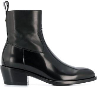 Jimmy Choo Jesse low-heel ankle boots