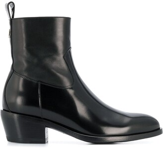 Jimmy Choo Jesse low-heel ankle boots