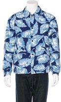 Nanamica Floral Print Jacket
