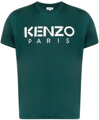 Kenzo logo-print crew-neck T-shirt