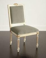 John-Richard Collection Valerie Velvet Dining Chair, Set of 2