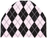 Maison Michel diamond embroidered beanie hat - women - Wool - One Size