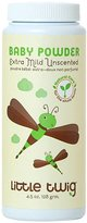 Green Baby Little Twig Extra Mild Baby Powder
