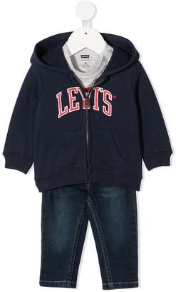 Levi's Three-Piece Track Suit