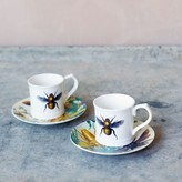 Graham and Green Beatrice the Bee Espresso Set