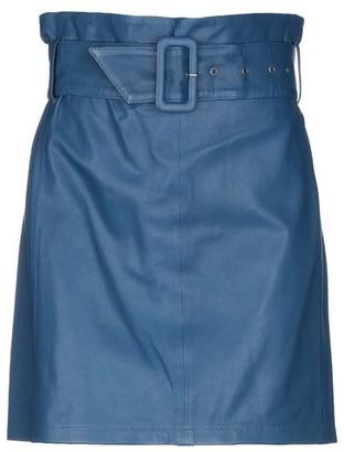FEDERICA TOSI Knee length skirt