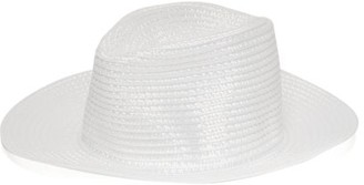 Reinhard Plank Hats - Beghe Woven Hat - Womens - White