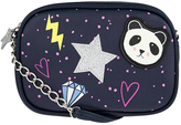 Accessorize Applique Panda Badge Camera Bag