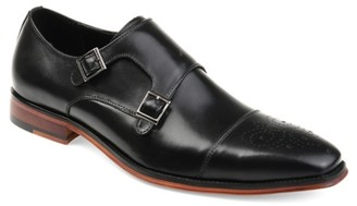 Rockwell Thomas & Vine Monk Strap Slip-On