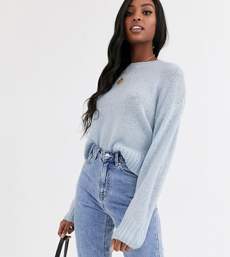 New Look Tall sweater in light blue