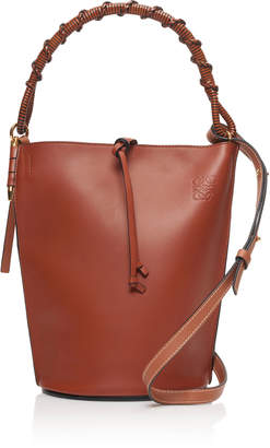 Loewe Gate Leather Top Handle Bag