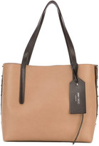 Jimmy Choo 'Twist East West' tote - women - Calf Leather - One Size