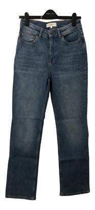 BA&SH Blue Cotton - elasthane Jeans