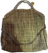 Stella McCartney Stella Mc Cartney Falabella Beige Tweed Handbags