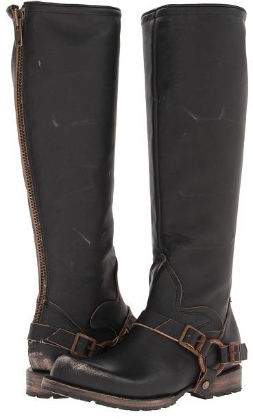 Freebird Haavn (Black) - Footwear