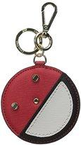 Calvin Klein Saffiano Leather Key Fob Coin Purse