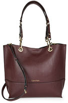 Calvin Klein Leather Reversible Tote