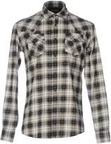 Grey Daniele Alessandrini Shirts - Item 38666095