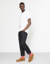 Calvin Klein Underwear 2P Crew Neck T-Shirt Black/White