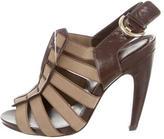 Sergio Rossi Multistrap Sandals