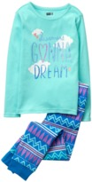 Crazy 8 Dreamers 2-Piece Pajama Set
