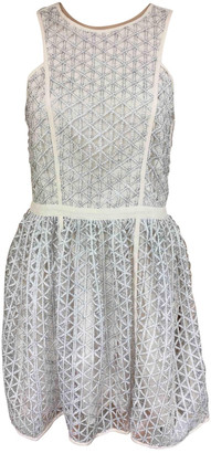 Zimmermann Silver Silk Dresses