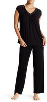 Carole Hochman Cap Sleeve Pajama Set