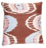 Madeline Weinrib Ikat Throw Pillow