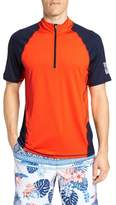 Tommy Bahama IslandActive(TM) Colorblock Beach Pro Rashguard T-Shirt