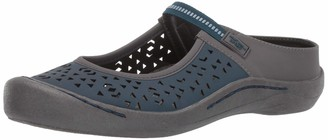 Muk Luks Women's Women's Justine Sport Shoe-Navy Sandal